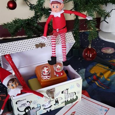 Elf on the shelf: Christmas traditions