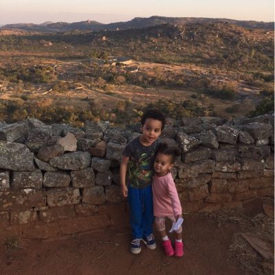 Zimbabwe trip : Visiting the Great Zimbabwe Ruins